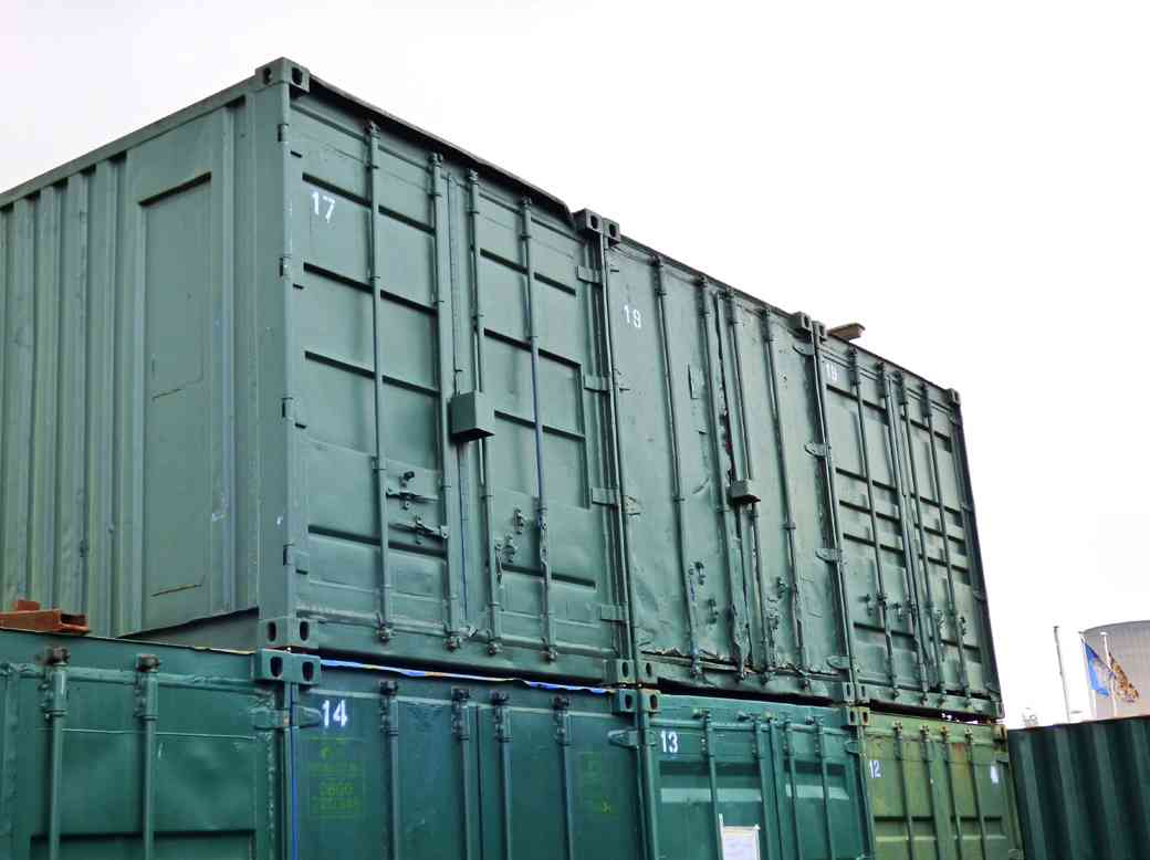 Container hire  sc 1 st  Century Container Services & Container Hire and Self Storage