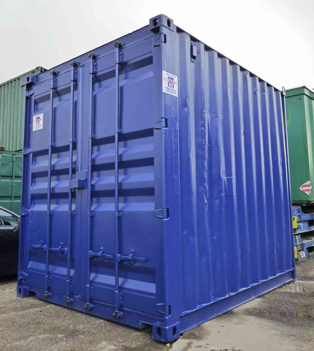 how to buy unclaimed shipping containers